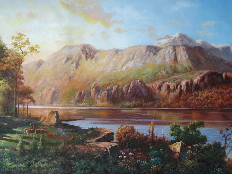 Купить картину пейзаж